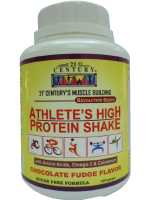 ATHLETE'S HIGH PROTEIN SHAKE POWDER, 300GM HK$75 only