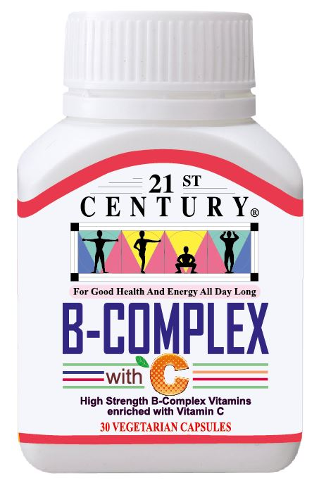 B-Complex with C Plus with Selenium, Chromium & Zinc