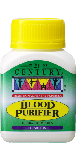 BLOOD PURIFIER - for clear Skin Complexion HK$95 only