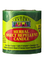 HERBAL INSECT REPELLENT CANDLE - Anti Dengue-Anti Zika