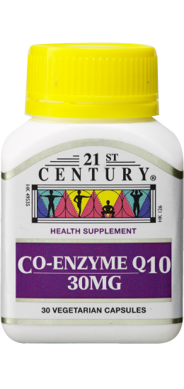 CO-ENZYME Q10 (30mg) (30 capsules)