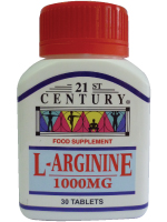 L-ARGININE 1000mg for Male Energy & Performance