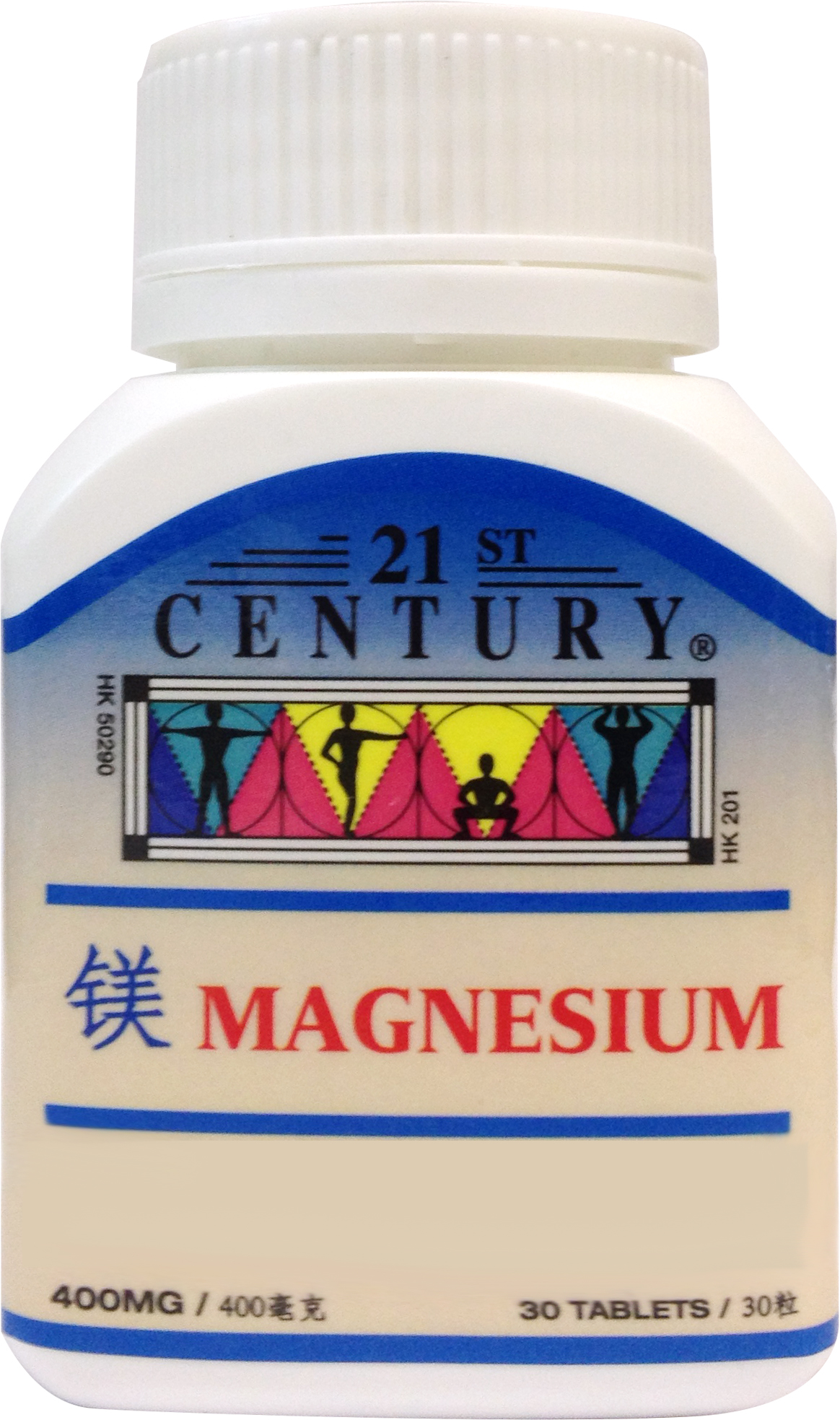 MAGNESIUM 400mg (30 tablets) for heart health