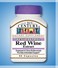 RED WINE EXTRACT with RESVERATROL