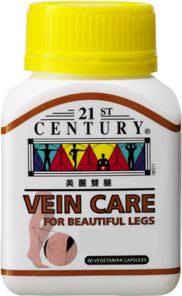 VEIN CARE (60's) HK$65, to reduce Varicose Veins on legs