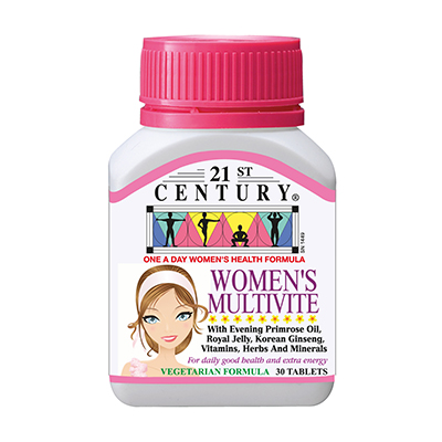 Women's MultiVite with Evening Primrose Oil 30s,